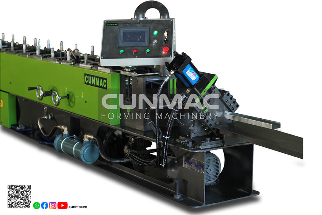 c truss machine, c canal machine, truss machine, smart truss machine
