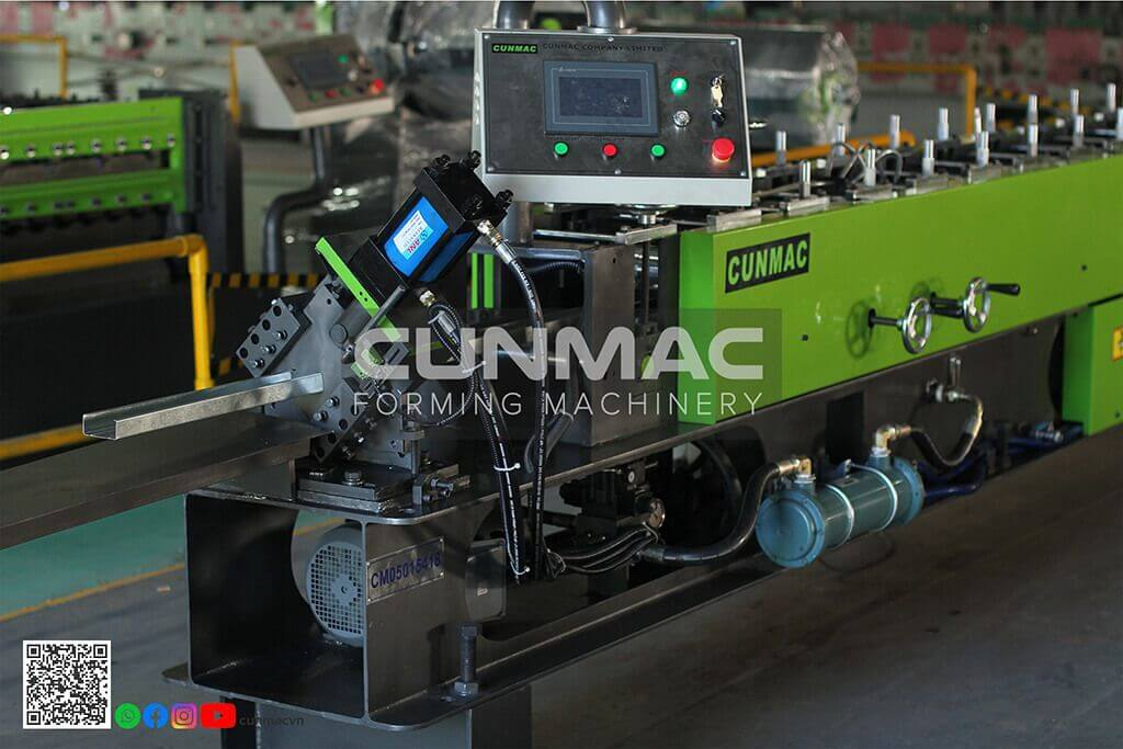 c truss machine, c canal machine, truss machine, smart truss machine
