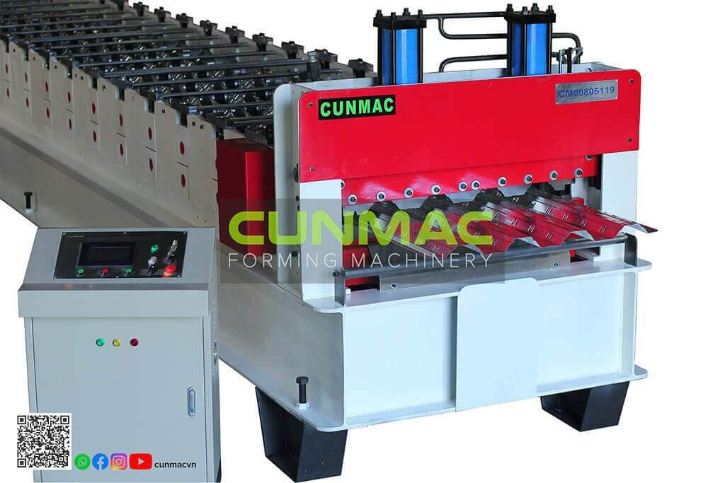 floordeck-roll-forming-machine