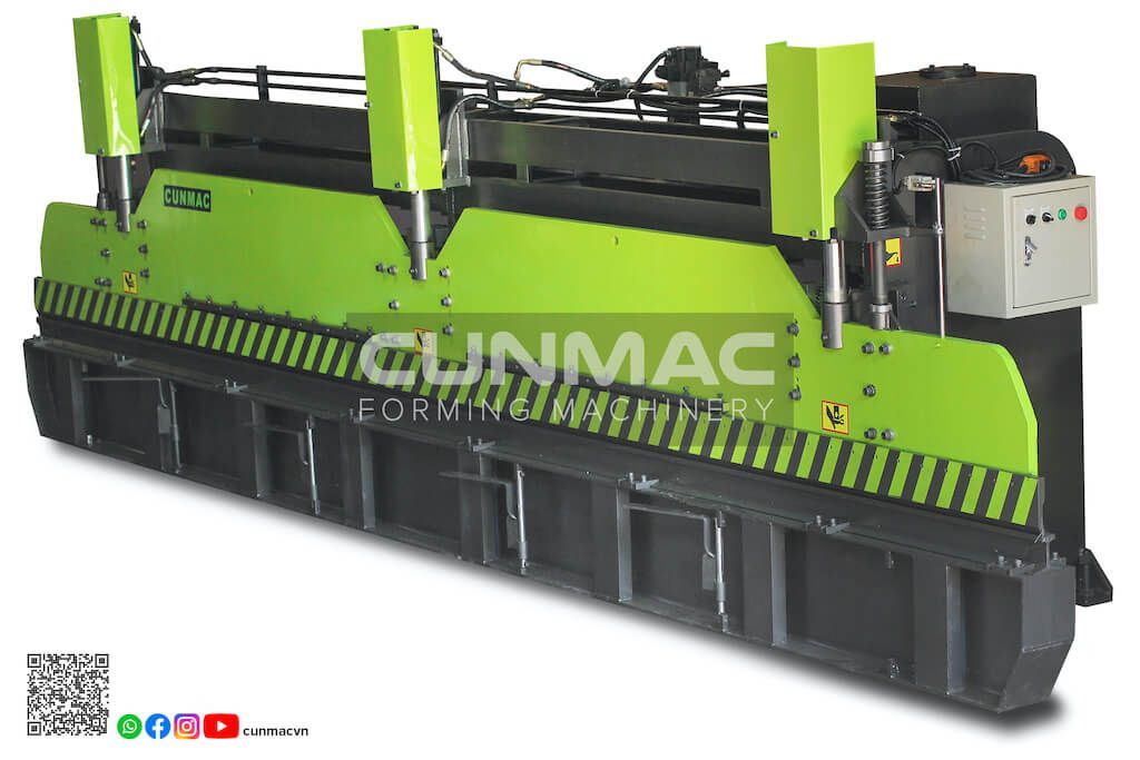 Hydraulic press brake machine, bending machine, press brake machine, pressing machine