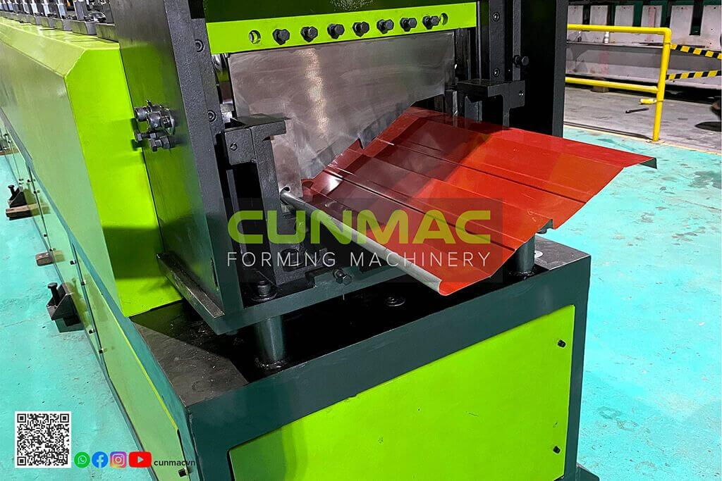Louver pro machine, louver max machine, louver machine, louver profile