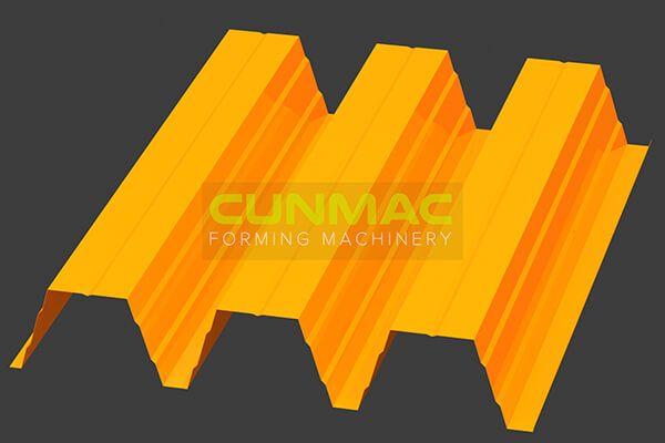 cunmac floordeck profile