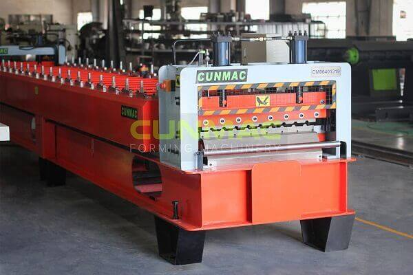 Banawe Roof & Wall Roll Forming Machine